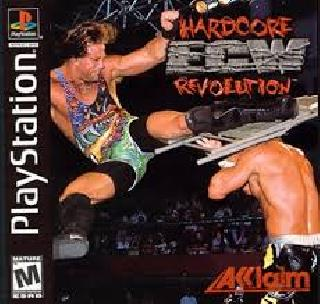 Screenshot Thumbnail / Media File 1 for ECW - Hardcore Revolution [NTSC-U]